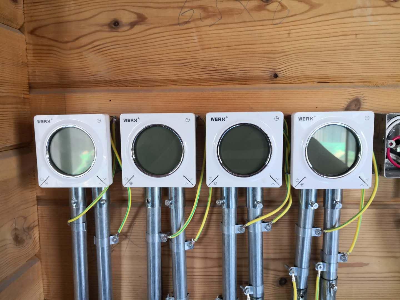北京耐克森电地暖安装